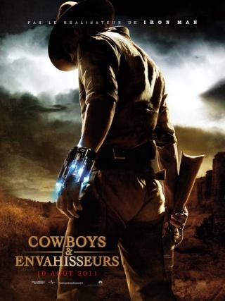 Cowboys et envahisseurs Science fiction Western Action Aventure film août 2011 cinéma Harrison Ford Daniel Craig Olivia Wilde Jon Favreau guerre invasion extraterrestre forum