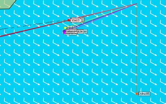 VLM Europa WarmUp 2: Cascais - La Rochelle Europa10