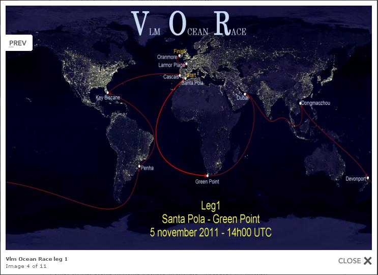 VLM Ocean Race Vlmor11