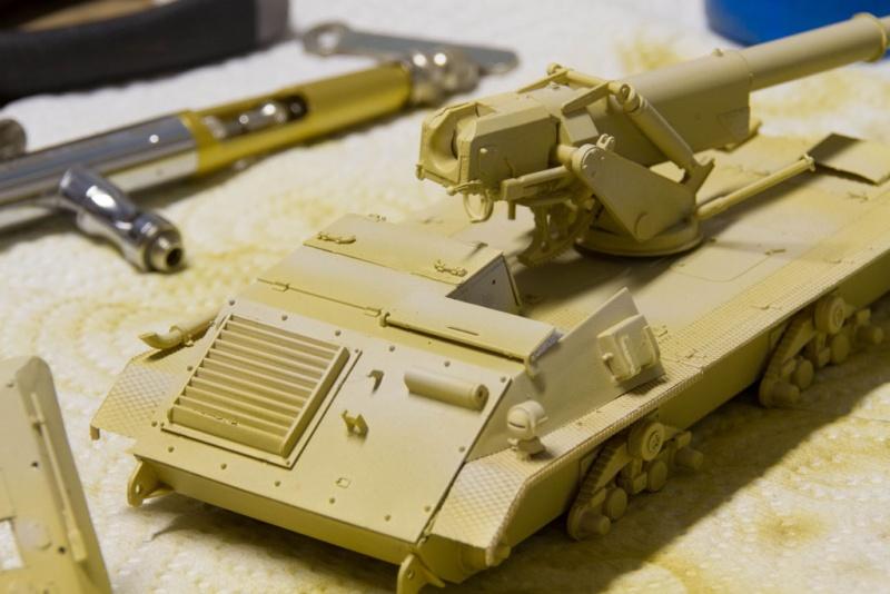 peinture - Waffenträger 88cm Pak 43 (Trump 1/35) - Page 2 Waffen25