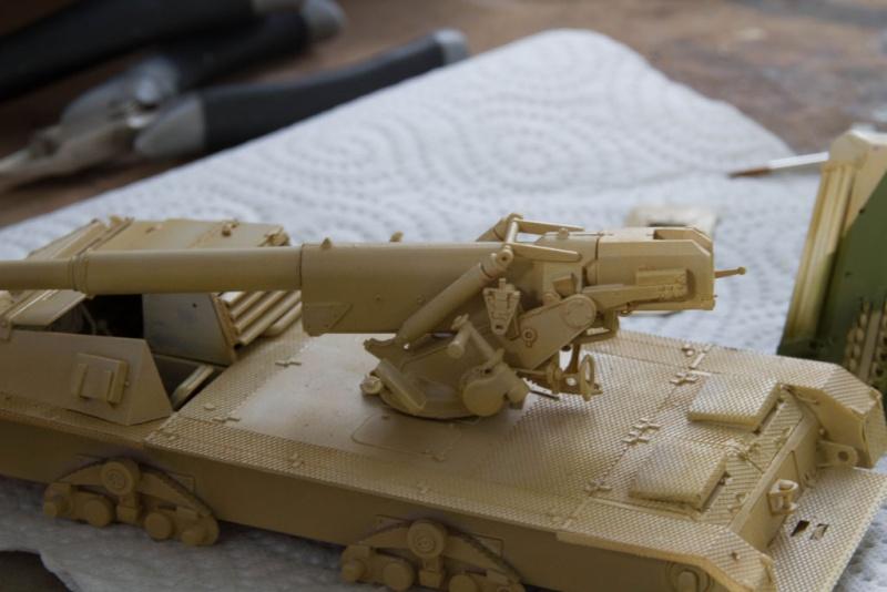 peinture - Waffenträger 88cm Pak 43 (Trump 1/35) - Page 2 Waffen27