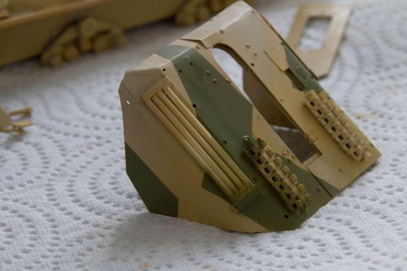 peinture - Waffenträger 88cm Pak 43 (Trump 1/35) - Page 2 Waffen29
