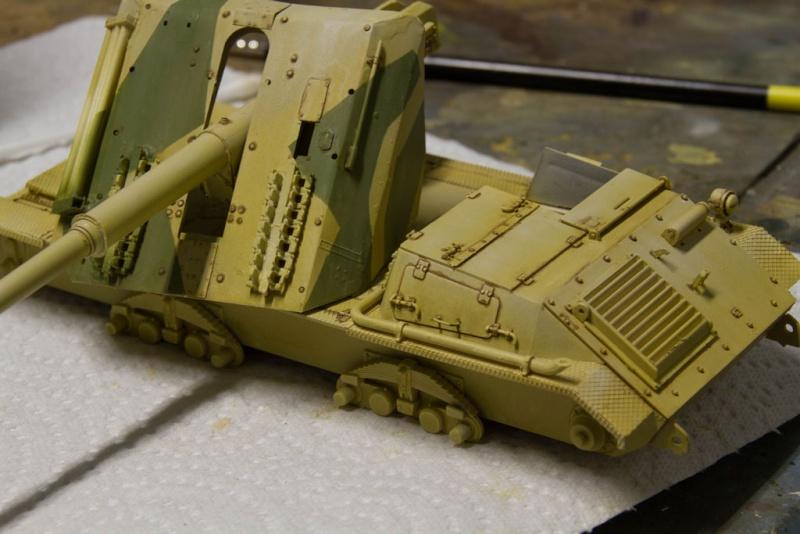 peinture - Waffenträger 88cm Pak 43 (Trump 1/35) - Page 2 Waffen31