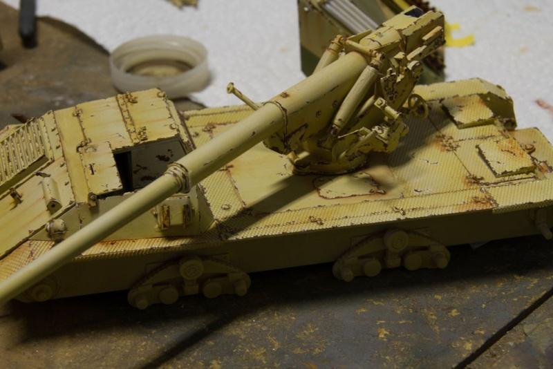 peinture - Waffenträger 88cm Pak 43 (Trump 1/35) - Page 2 Waffen36