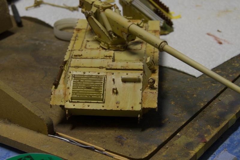 peinture - Waffenträger 88cm Pak 43 (Trump 1/35) - Page 2 Waffen37