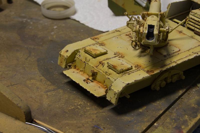 peinture - Waffenträger 88cm Pak 43 (Trump 1/35) - Page 2 Waffen38