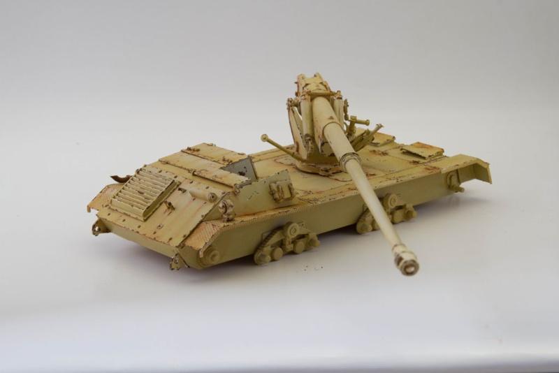 peinture - Waffenträger 88cm Pak 43 (Trump 1/35) - Page 2 Waffen41