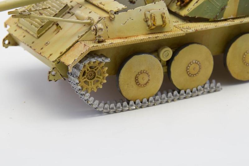 peinture - Waffenträger 88cm Pak 43 (Trump 1/35) - Page 2 Waffen45