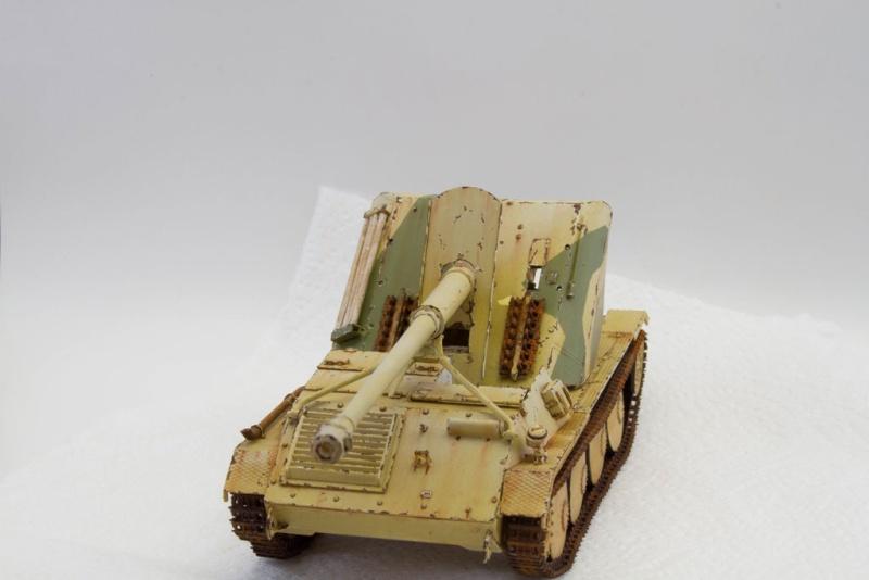 peinture - Waffenträger 88cm Pak 43 (Trump 1/35) - Page 3 Waffen47