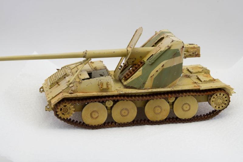 peinture - Waffenträger 88cm Pak 43 (Trump 1/35) - Page 3 Waffen48