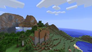 Minecraft Creative project 2012-012
