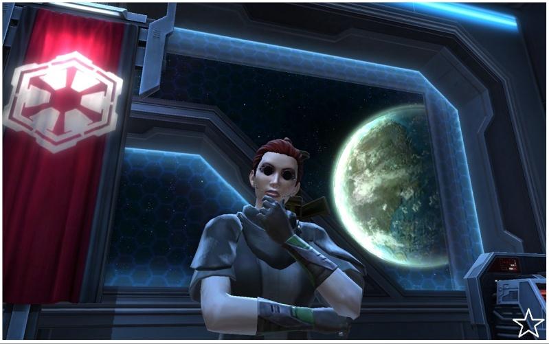 [SWTOR] Imperial Agent Elloa serie (all cutscenes) - SPOILERS Elloa110