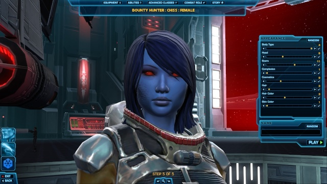 Favourite SWTOR faces Screen85