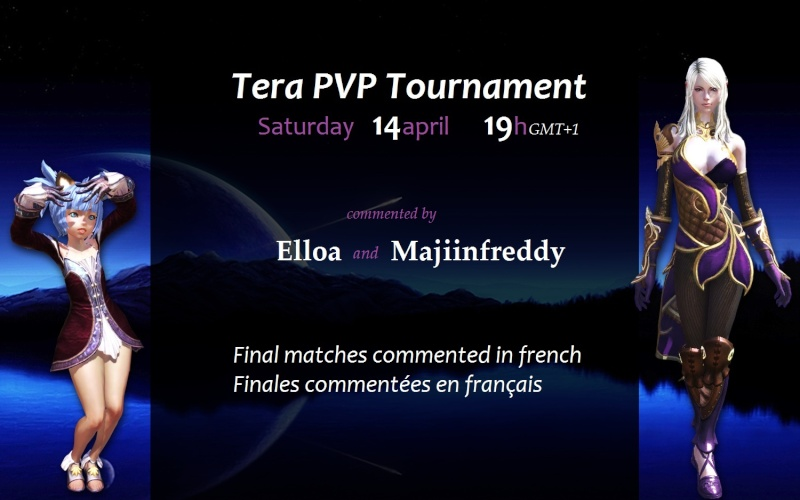 Tera PVP Tournament - Stream by Whitestar Stream11