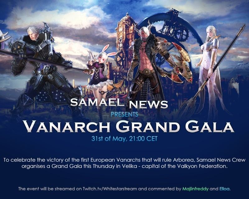Vanarch Gala - Samael news event Vanarc10