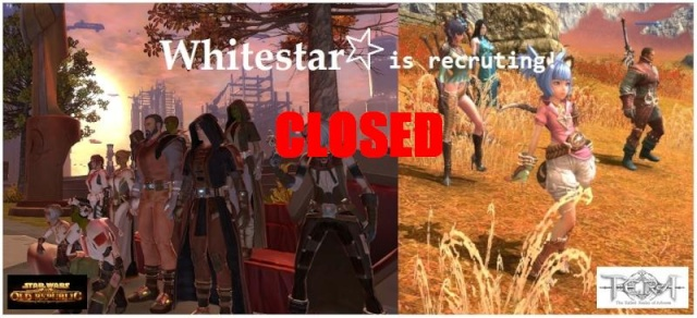 Whitestar is recruiting! Whites25