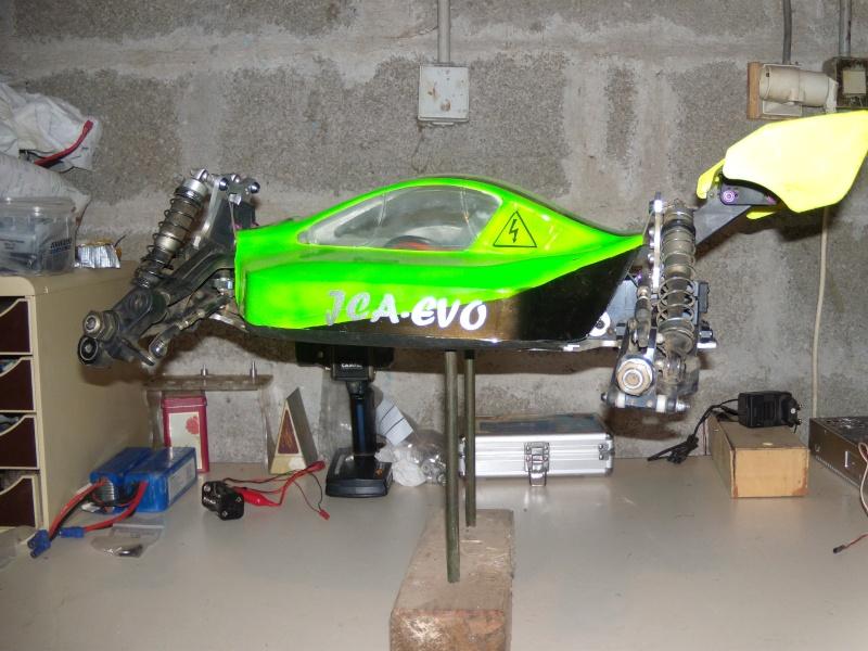 JCA Evo Bl 4X2 Jcabru19