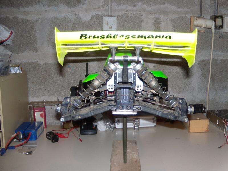 JCA Evo Bl 4X2 Jcabru20