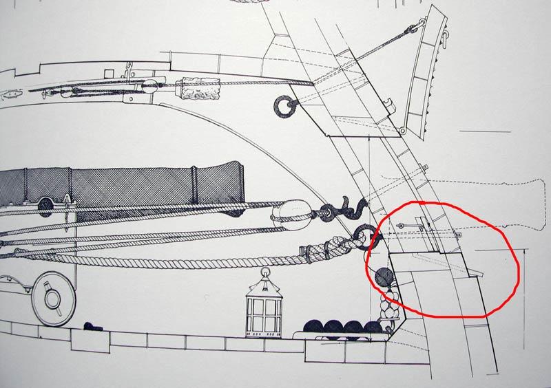 Le Fleuron- Sezione Maestra scala 1:24 (giampieroricci) - Pagina 4 Dscn6140