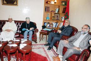Gouvernement Le département de l'Equipement divise les istiqlaliens Benkir29