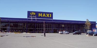 Label'Vie lance Carrefour Maxi, le premier magasin de hard discount à Ain Sebaâ  Carref11