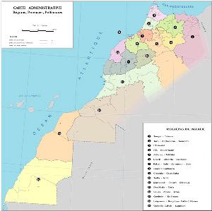 Charte nationale de l'environnement : concertations régionales  Carte-11