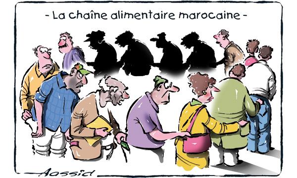 La chaine alimentaire marocaine Chaiin10