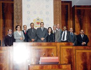 Élection des instances Débat constitutionnel animé sur fond politique au sein de l'hémicycle Consti13