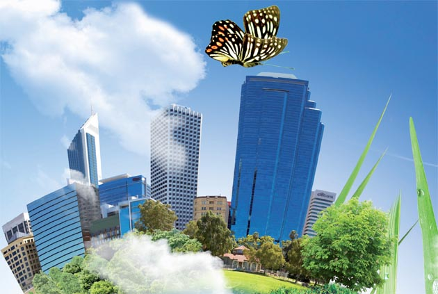 Casablanca plante un nouveau business Green10