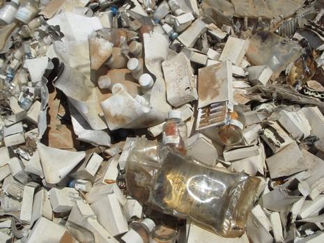 مصالح وزارة الصحة تتسبب في فضيحة بيئية بكلميم Guelmi10