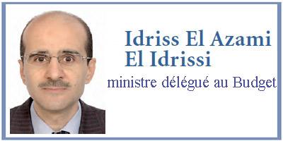 Les axes du programme gouvernemental, selon le ministre délégué au Budget Idriss10