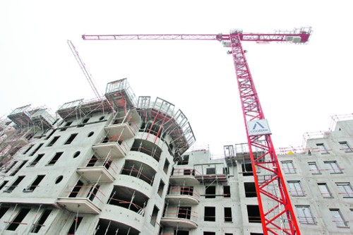 Immobilier Légère hausse des prix au premier trimestre 2012  Immobi11