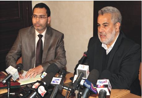عبد الإله بنكيران، رئيس الحكومة : سأتحاور مع المعطلين شخصيا Info_165