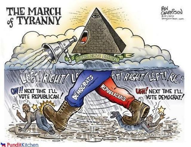 Comment le système monétaire profite aux banques March-10