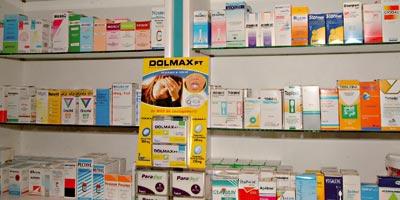 Médicaments : ce que consomment les Marocains ? Du Doliprane... Medica14