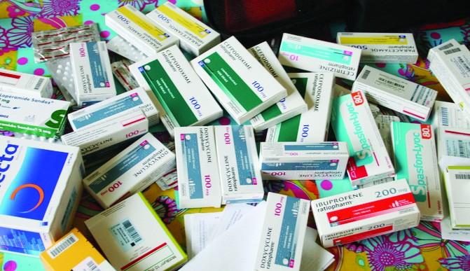 Politique du médicament : Baisse annoncée des prix  Medica16