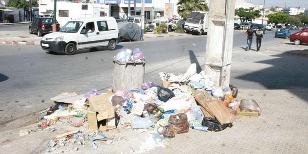 Rabat, capitale poubelle !!! Ordure10