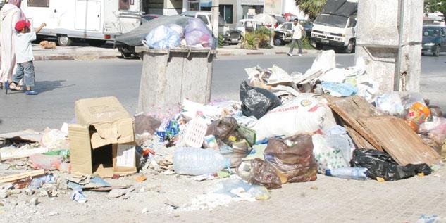 Rabat, capitale poubelle !!! Ordure11