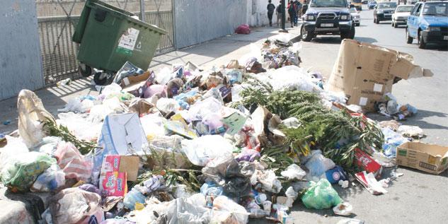 Rabat, capitale poubelle !!! Ordure12