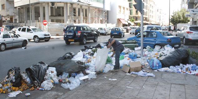 Rabat, capitale poubelle !!! Ordure13