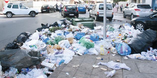 Rabat, capitale poubelle !!! Ordure14
