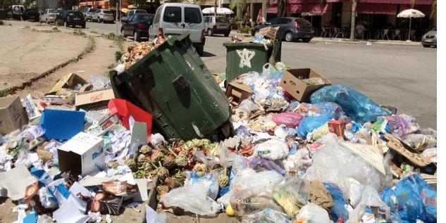 Rabat, capitale poubelle !!! Ordure15