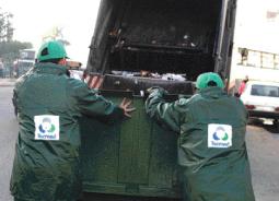 Mohammedia/Gestion des déchets Tecmed conteste l'appel d'offres  P12_2311
