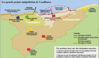 Assainissement liquide Casablanca totalement propre en 2014!  P16_1510