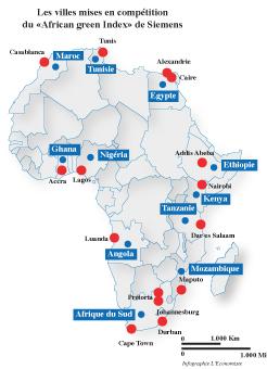 Environnement: 15 villes africaines au crible De notre envoyé spécial à Durban, Bachir THIAM  P16_8010