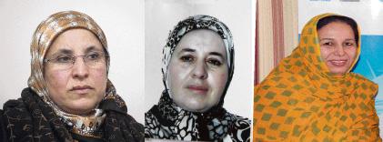 Gouvernement: Le recul des femmes  P2_11510
