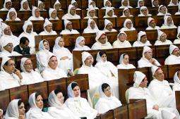 Elections: Les femmes ne veulent pas des jeunes  P2_3410