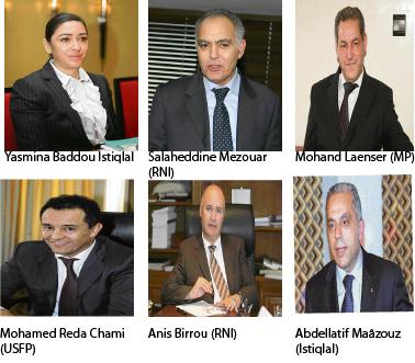 Les ministres dans la bataille électorale  P2_4110