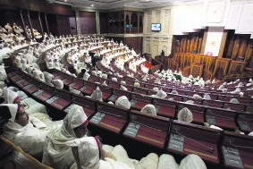 Elections législatives/Répartition des sièges: Mode opératoire  P4_9010