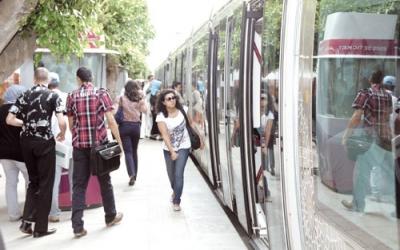 خفض سعر تذاكر «الترامواي» إلى 6 دراهم وإطلاق بطائق الاشتراك لتشجيع السكان  Ph_4610